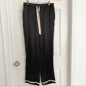 Black Victoria's Secret pajama pants